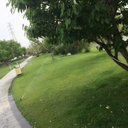 北京春晖园温泉度假村酒店前台工作环境