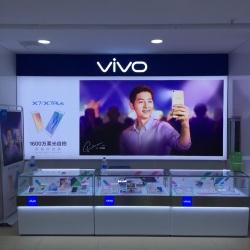 中国移动营业厅手机店营业员工作环境