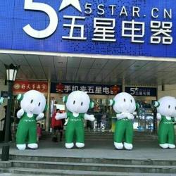 oppo手机卖场促销员工作环境