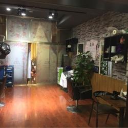 重庆市北碚区鑫亿美发店工作环境