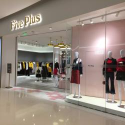 Five Plus导购工作环境