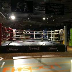 晋中精英拳击俱乐部有限公司工作环境