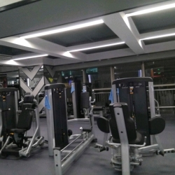上海金勋健身服务有限公司工作环境