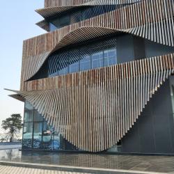 长安会议中心(餐饮、宴会、会议服务)平面设计工作环境