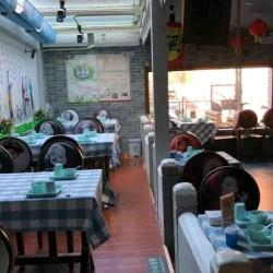 北京石器时代烧烤店工作环境