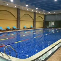 郑州市金水区名门汇健身房工作环境