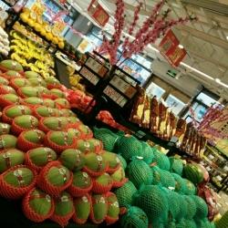 北京鲜兰香商贸有限公司促销员,工作环境