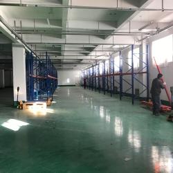北京华田通达物流工作环境