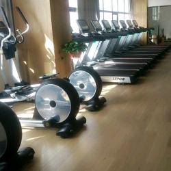 黄金时代健身工作环境