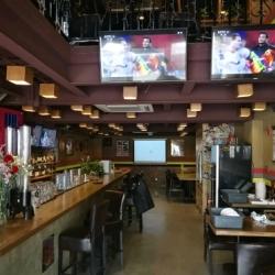 Fire Works美式烤肉西餐&酒吧西餐厨师工作环境