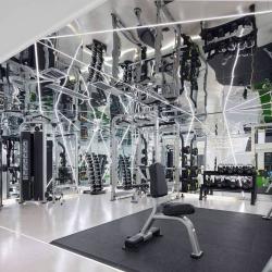 陕西悦动怡和健身俱乐部有限公司工作环境