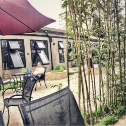 那间咖啡工作环境
