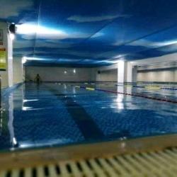 秀游泳健身会所工作环境