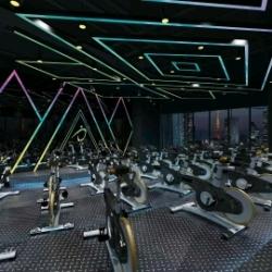 太原赛福顿健身体育文化传播有限公司工作环境