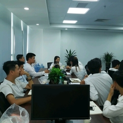 上海点荣商务信息咨询管理有限公司工作环境