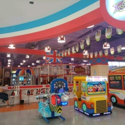 西安哈彼王国儿童游乐设施有限公司工作环境