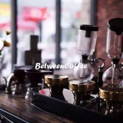 Between Coffee工作环境