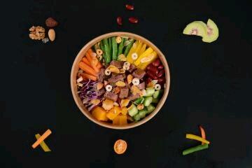 锦.沙拉轻食工作环境