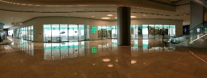 天津市河西区飞月鞋店工作环境