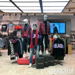 绫致时装(天津)有限公司福州金融街第二分公司工作环境