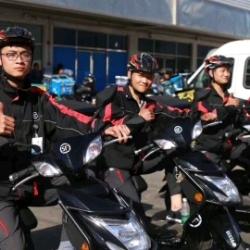 北京顺丰速运有限公司工作环境