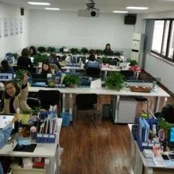 杭州学天教育工作环境