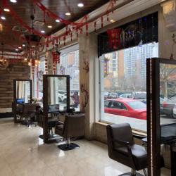 北京搜尚美型护肤86店工作环境