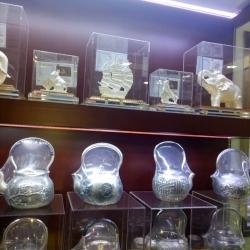 普瑞华珠宝促销员工作环境