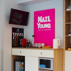 北京向尚国际美容美体有限公司纹绣师工作环境