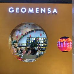GEOMENSA导购工作环境