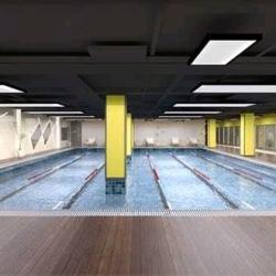 迈鑫游泳健身中心工作环境