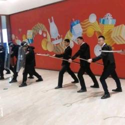 天津振东保安服务有限公司工作环境