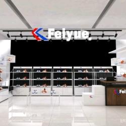 飞跃运动鞋导购员工作环境