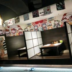 凛日本料理工作环境