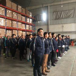 北京宅急送快运股份有限公司北京分公司物流专员工作环境