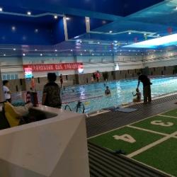 尧阳游泳健身会所工作环境