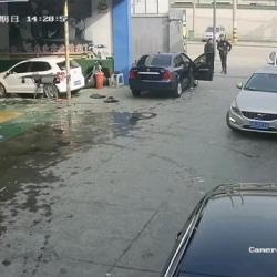 常州战狼汽修维修服务有限公司汽车美容洗车工作环境