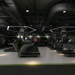 淮北市正能量健身服务有限公司工作环境