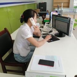 中国电信工作环境