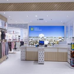 棉山(北京)服饰有限公司松山棉店招聘高薪导购工作环境