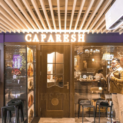 CAPARESH工作环境