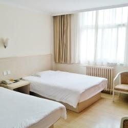 北京曙光和家宾馆工作环境