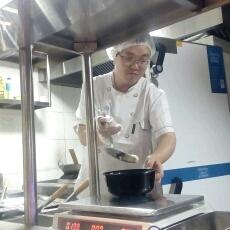 姜小灶营业员工作环境