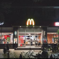 麦当劳工作环境