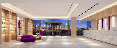 麗枫酒店酒店接待工作环境