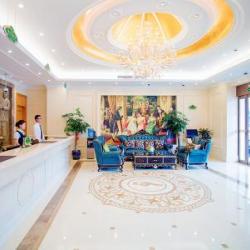 上海万驻酒店管理有限公司工作环境