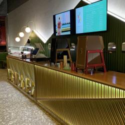 北京卡莫卡餐饮管理营业员工作环境